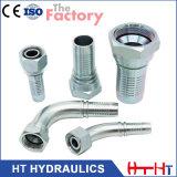 Eaton pour le boyau d'acier inoxydable/ajustage de précision de pipe hydrauliques femelles (20191/20191-T)
