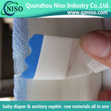 Crochet non-tissé remplaçable de la couche-culotte 167GSM de bébé avec la conformité de GV