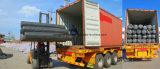 HDPE Geomembrane de ASTM para a construção que Waterproofing