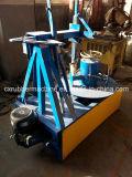 Máquina de borracha do cortador do bloco do pneu Waste/máquina de estaca de borracha de Bolck