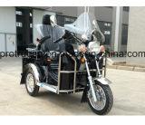 يعاق درّاجة ثلاثية مع كهربائيّة أو يد بداية