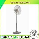 Ventilatore antico del basamento del ventilatore del basamento del bicromato di potassio del metallo da 16 pollici