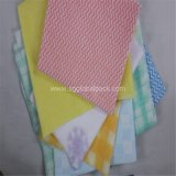 Wipe를 위한 백색 Color Non Woven Spunlace Fabric