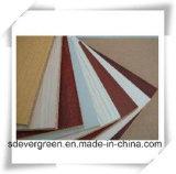 MDF de la melamina de Shandong 3m m con precio barato