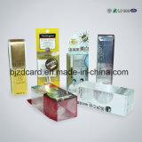Boîte-cadeau pliable d'empaquetage en plastique de PVC pour des soins de la peau