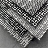 Grating galvanizado da barra de afastamento 30X100 de 25X5mm