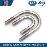 Boulons en U de l'acier inoxydable A2-70 A4-80