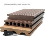 屋外の木製のプラスチック合成のフロアーリング