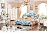 Mobilia reale della casa di stile di alta qualità calda di vendita per gli insiemi di camera da letto (6013)
