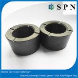 亜鉄酸塩の磁石の発電機のためのMultipole磁石のリング