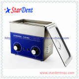 3.2L Stainless Steel Digital Tabletop Ultrasonic Cleaner di Dental Unit