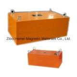 Rcyb-6 Separator van de Opschorting van de reeks de Permanente Magnetische voor Ijzer Removeing van Niet-magnetische Materialen