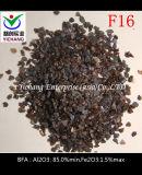 Al2O3: Oxyde van het Aluminium van 85% Min Bruine Gesmolten voor het Schurende Vernietigen