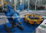 trainera hidráulica rotatoria hidráulica de la pista SHB50A