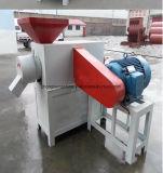 Trinciatrice della gomma usata scarto residuo, macchina per la frantumazione di gomma