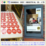 Qualität Belüftung-selbstklebendes Vinyl mit gutem Aufkleber für Digital-Drucken und Dekoration