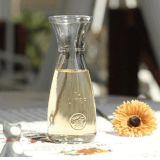 Gerades Getränkeflaschenglas-Glas für Saft und Getränk