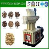 Nuova carriera di sviluppo, riutilizzazione di legno riciclata, pastigliatrice di legno di buona qualità