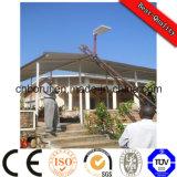 暖かく白い色温度(動きSensoを用いる1つの太陽LEDの街灯のCCT) 6W 8W 10W 12Wすべて
