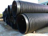 HDPE de Geprofileerde Spiraal die van de Tank van het Water van Krah Mangat Plastic Pijpen winden die Uitdrijvend Lijn produceren