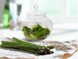 Alto POT del tè del vaso di memoria di Borosilcate Galss di sicurezza