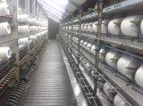 Il nylon del fornitore della fabbrica, Spandex del poliestere ha coperto il filato