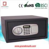 Сейф электроники с индикацией LCD для стали офиса (G-40EL) твердой