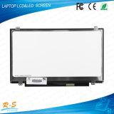 14.0 '' pantallas del LCD del cuaderno de la computadora portátil de B140xw01 Vb Lvds 40pin Wxga