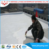 Einzelner Teilpolyurethan-wasserdichte Beschichtung für Gebäude-Dach