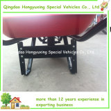 Aufbau Building Wheelbarrow für Brasilien Market (WB7408)