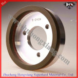 Resina Bond Diamond Grinding Wheel for Glass