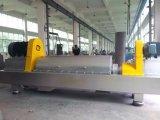 Centrifugeuse de asséchage de décanteur de cambouis d'eaux résiduaires