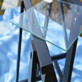 El lápiz pulió el vidrio endurecido del vidrio Tempered del flotador del claro del borde