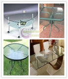vidrio de /Toughened del vidrio Tempered de 3-19m m con los orificios o los recortes