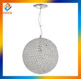 ハングランプの水晶ペンダント灯またはスライバシャンデリアの吊り下げ式の照明