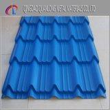 PrepaintedカラーGIの波形の屋根ふきシート