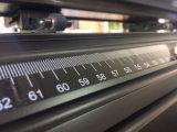 Stepper van de precisie Machine van de Snijder van het Document van de Sticker van de Contour de Vinyl Scherpe