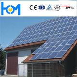 Glace photovoltaïque solaire incurvée par plat durcie Tempered