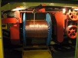 De dubbele Kabel die van de Draai Machine vastloopt