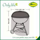 Coperchio economico Dia71X76cm di Oxford BBQ/Grill del patio di Onlylife del coperchio rotondo della mobilia