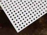 металл отверстия 1mm Perforated/пефорировал плиты