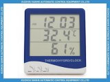 Termómetro de Digitaces de la temperatura y de la medida de la humedad