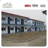 Chambre résidentielle préfabriquée de bâti en acier de coût bas
