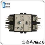 Contactor magnético de la CA del propósito de la UL CSA del acondicionador de aire definido del contactor