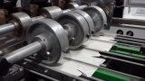 Carton Hbj-D1200 de papier érigeant formant la machine dans le cadre de papier de fabrication