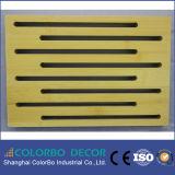Низкочастотно поглотите деревянную звукоизоляционную плиту