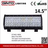 180W 14.5inch impermeabilizan la barra ligera a prueba de polvo de la alta calidad LED (GT3401-180W)
