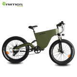 26 '' grosse bicyclette électrique de moteur adaptée du vélo 9 par vitesse électrique