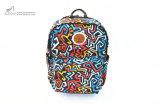 Способа печати Lespack мешок Backpack геометрического задействуя