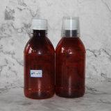 [250مل] [سكرو كب] [بروون] محبوب زجاجة مستديرة بلاستيكيّة لأنّ موضوعيّة غسولات يعبّئ